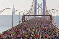 Alice Paglia alla maratona di New York